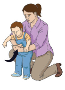 Child first-aid-for-foreign-body-airway-obstruction